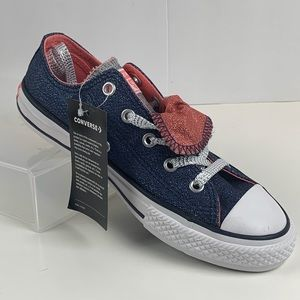 Converse CTAS Double Tongue Sneakers Size 1